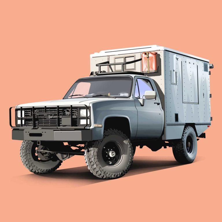 Authority-Vehicle-Chevy-M1010.Ambulance