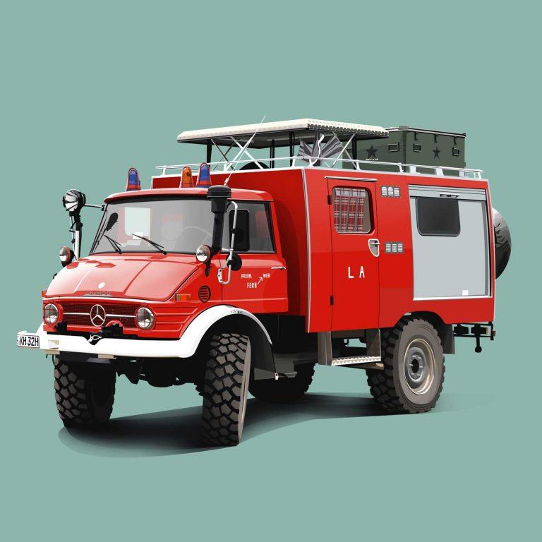 Authority-Vehicle-Unimog-Shishamel