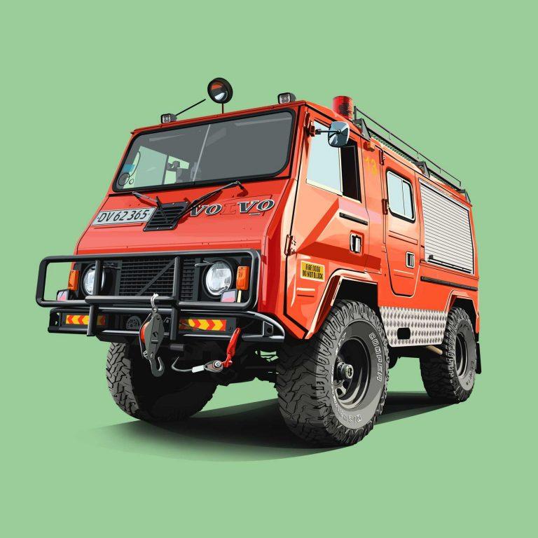 Authority-Vehicle-Volvo-C202-Feuerwehr