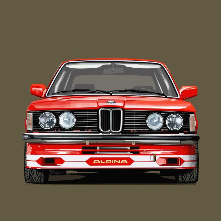 Classic-Car-BMW-Alpina-C1