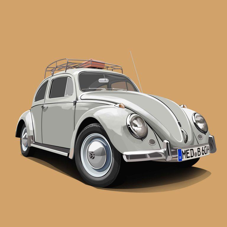 VW Kaefer 1959
