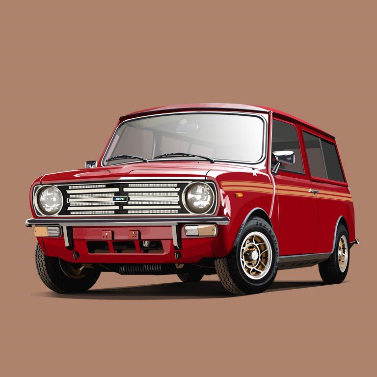Classic-Cars-Mini-Clubman-Estate