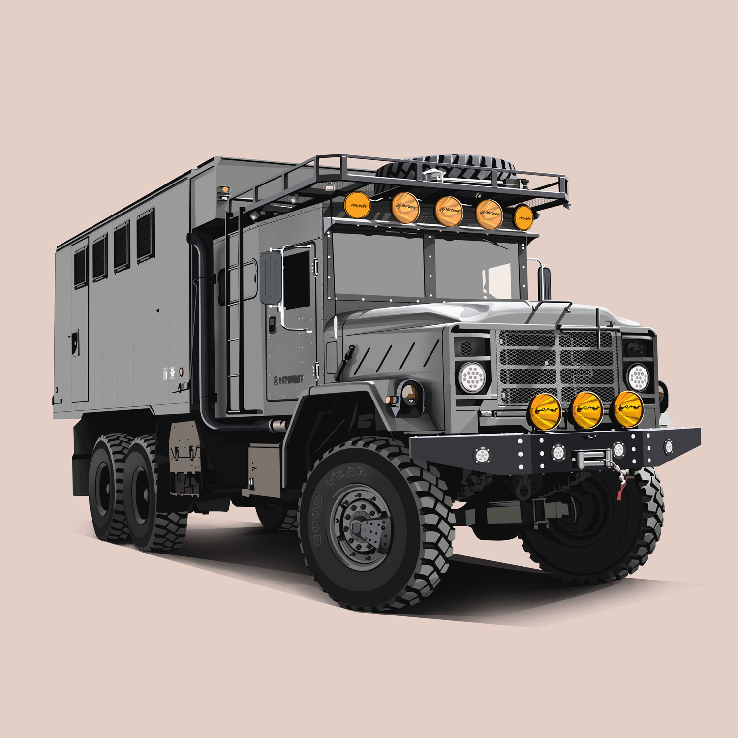 Expeditions-Vehicle-BMY-Command-Center