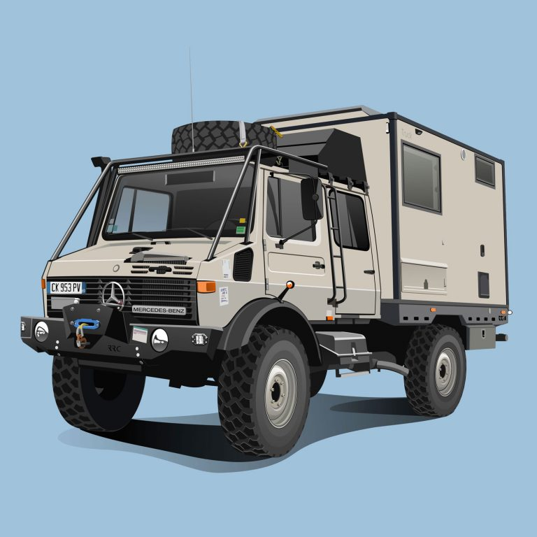 Expeditions-Vehicle-Mercedes-Unimog