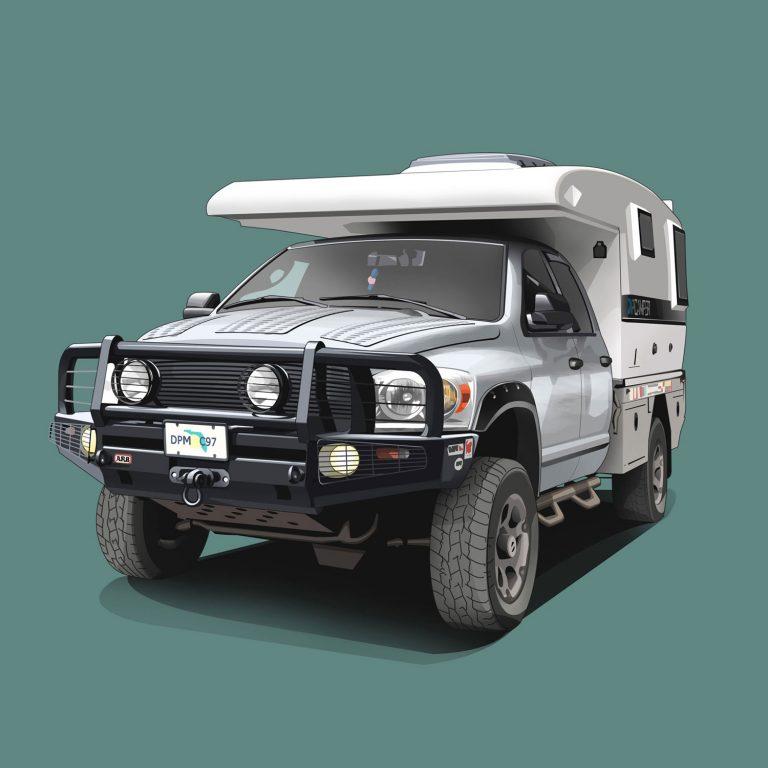 Motorhomes-Dodge-RAM-XPC-Camper