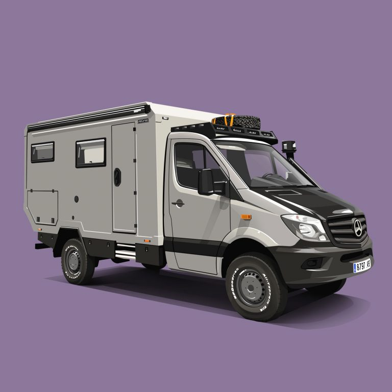 Motorhomes-Mercedes-Spinter-Urocamper-2