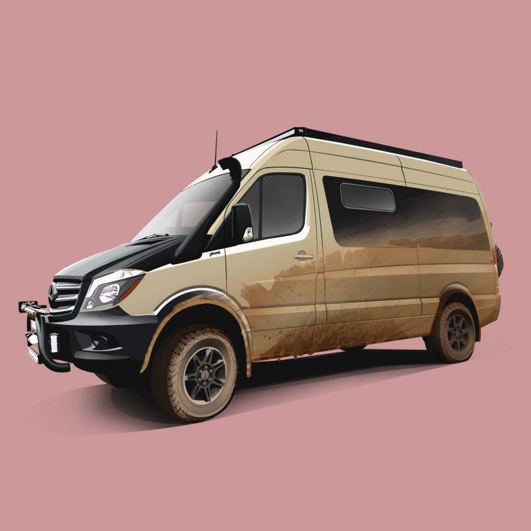 Motorhomes-Mercedes-Sprinter-Pika-Van-Outfitters