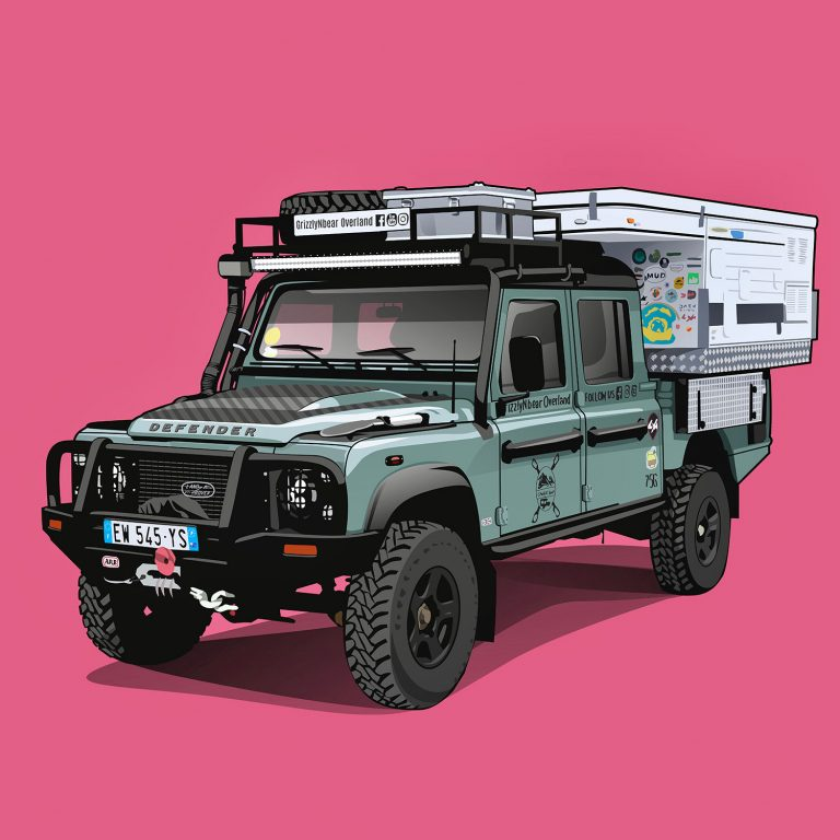 Offroad-Cars-Land-Rover-Defender-GrizzlyNbear