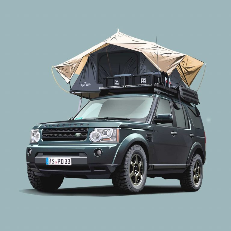 Landrover Discovery4
