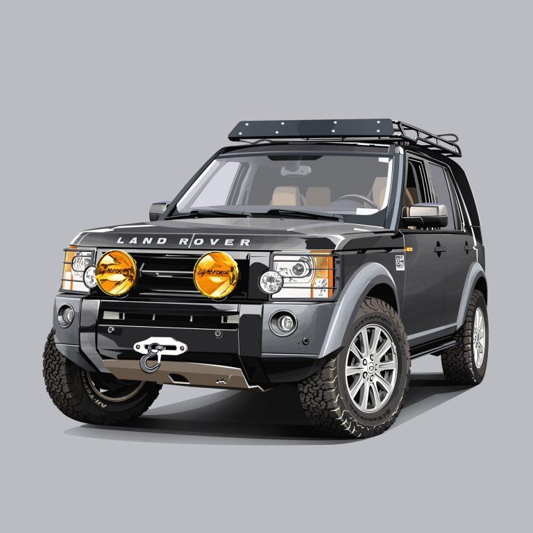Offroad-Cars-Landrover-V8-HSE