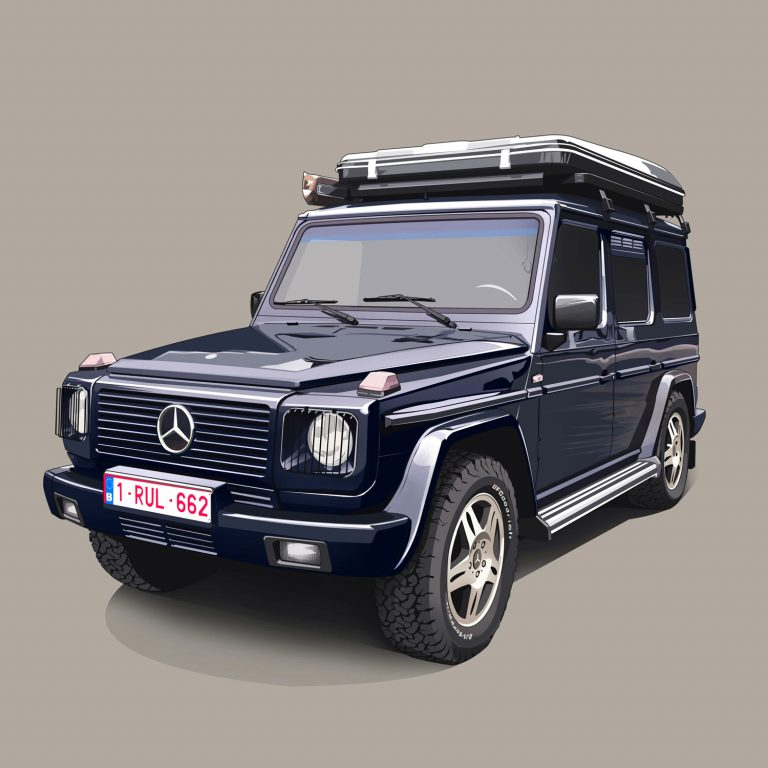 Offroad-Cars-Mercedes-G-4x4