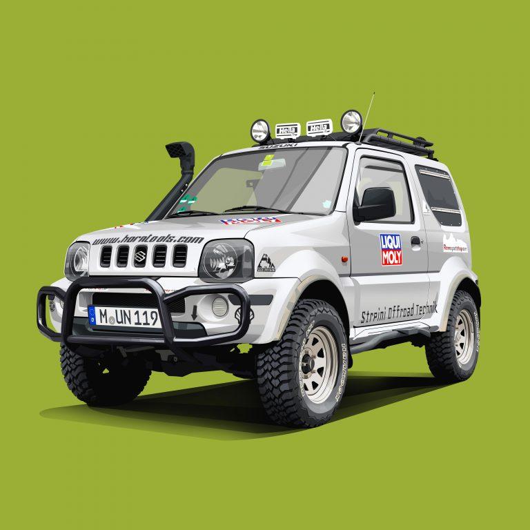 Offroad-Cars-Suzuki-Jimny-Rallye