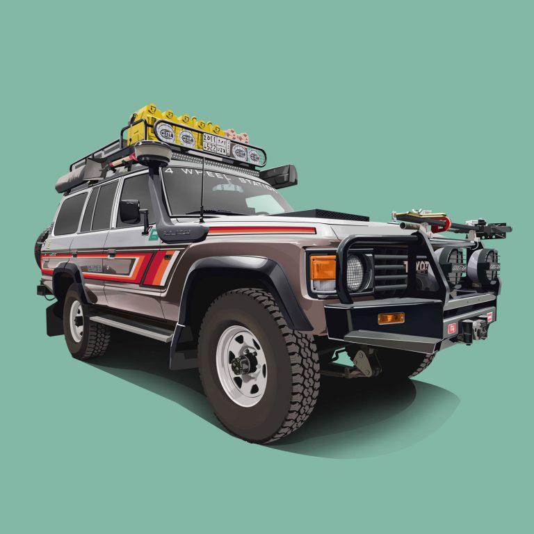 Offroad-Cars-Toyota-Land-Cruiser-HDJ62