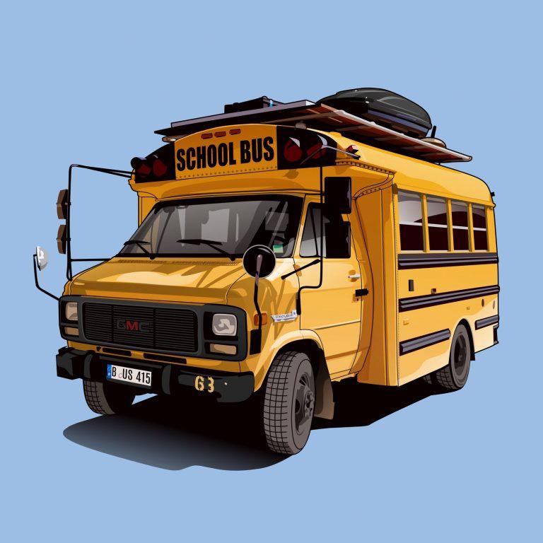 Vanlife-GMC-Schoolbus