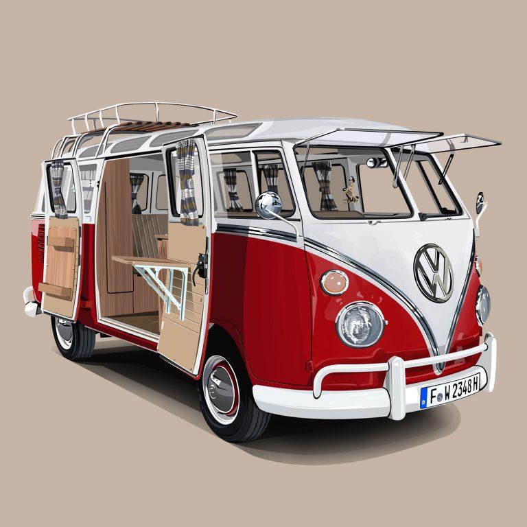 Vanlife-VW-T1-Samba-T1togo