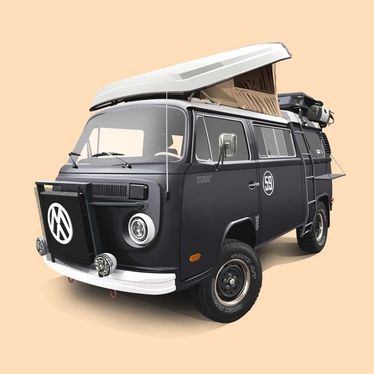 Vanlife-VW-T2-Leafted