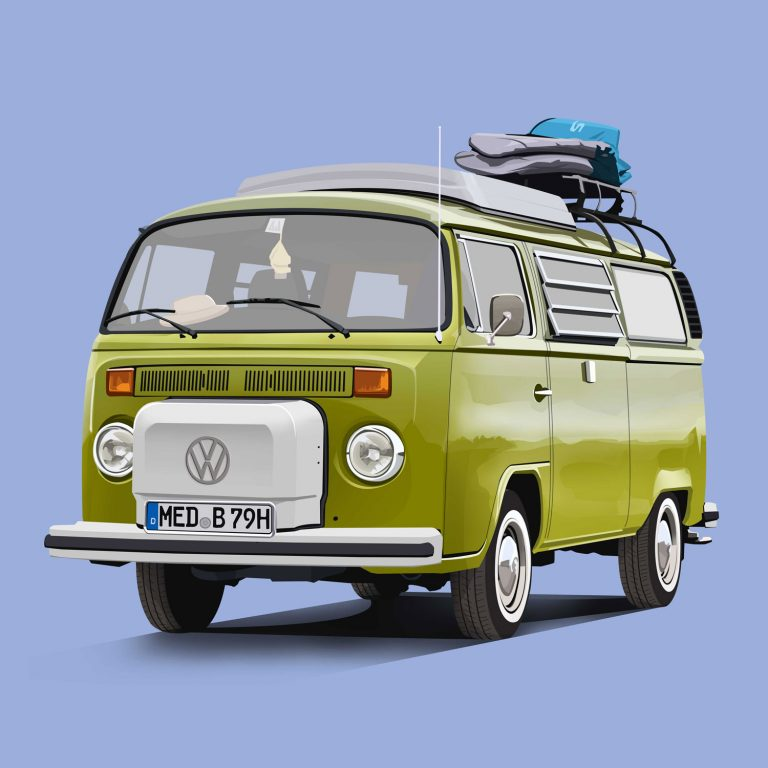 Vanlife-VW-T2-Vanstories
