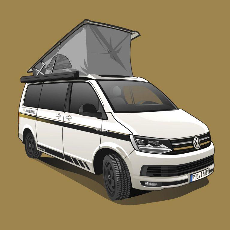 Vanlife-VW-T6-California-Beach