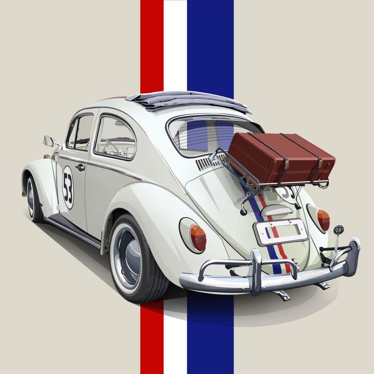 Classic-Car-VW-Herbie-53