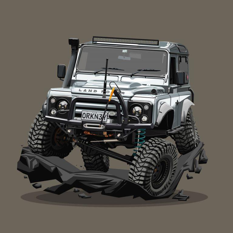 Defender-90-4WD