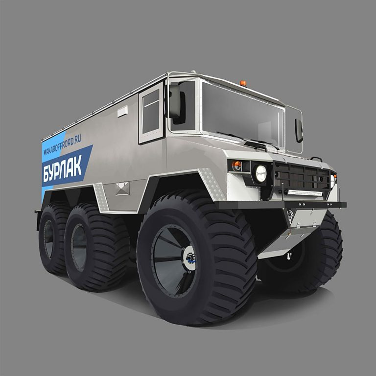 Expeditions-Vehicle-BURLAK-Amphibious-AT