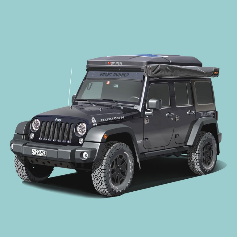 Expeditions-Vehicle-Jeep-Rubicon-Black