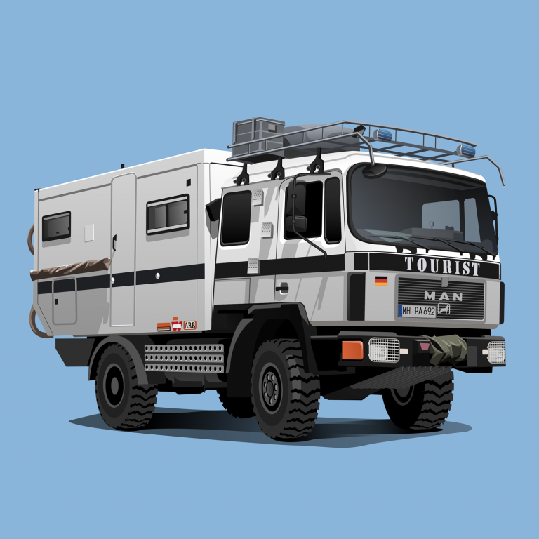 Expeditions-Vehicle-MAN-M90