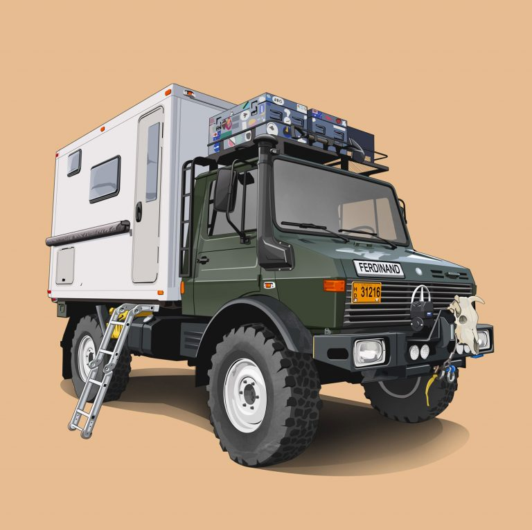 Expeditions-Vehicle-Mercedes-Unimog-Ferdinand