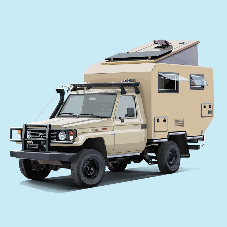 Expeditions-Vehicle-Toyota-LandCruiser-Uro-Camper