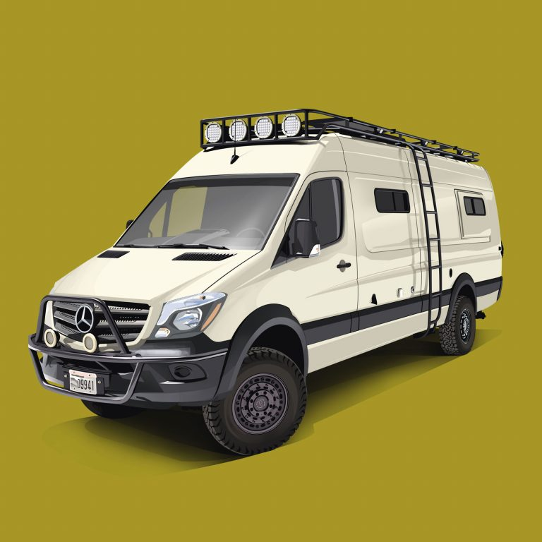 Motorhomes-Mercedes-Sprinter-Beige