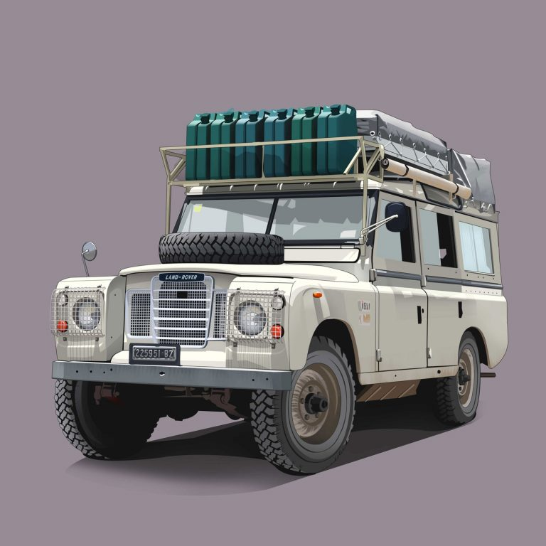 Offroad-Cars-Land-Rover-Series3-1973