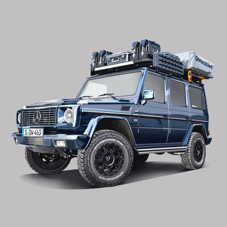 Offroad-Cars-Mercedes-G-500-V8-4x4