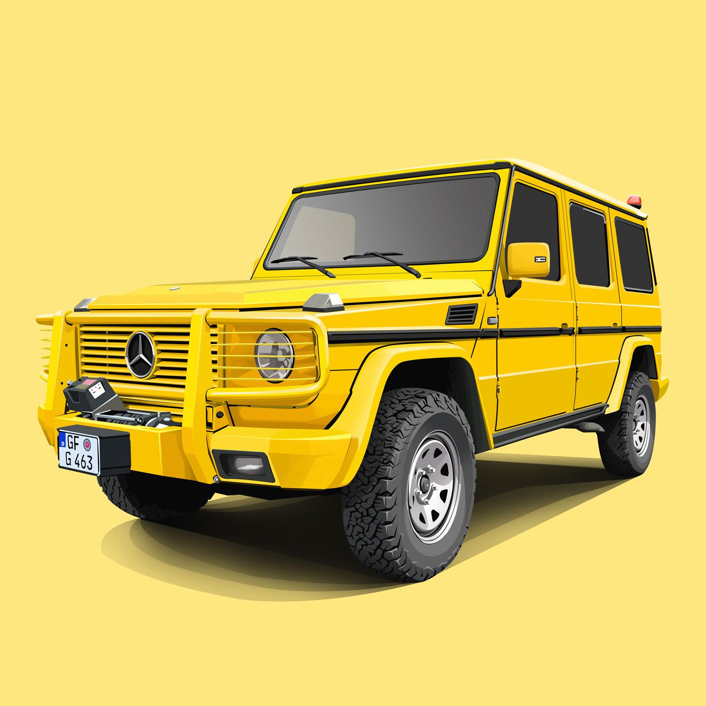 Offroad-Cars-Mercedes-G-Class-ADAC