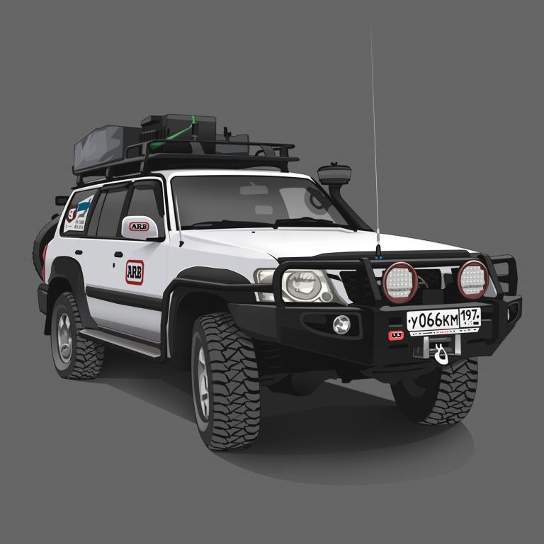 Offroad-Cars-Nissan-Patrol-Y61