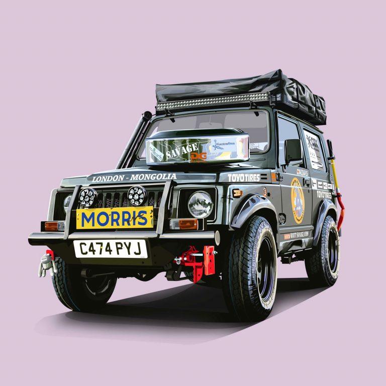 Offroad-Cars-Suzuki-SJ