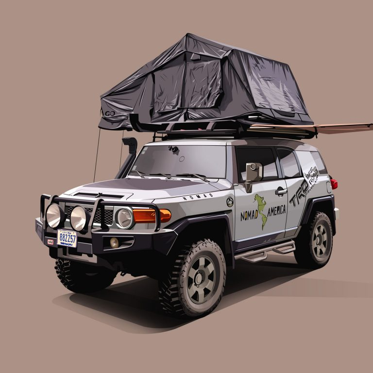 Offroad-Cars-Toyota-FJ-Cruiser-Nomad_America