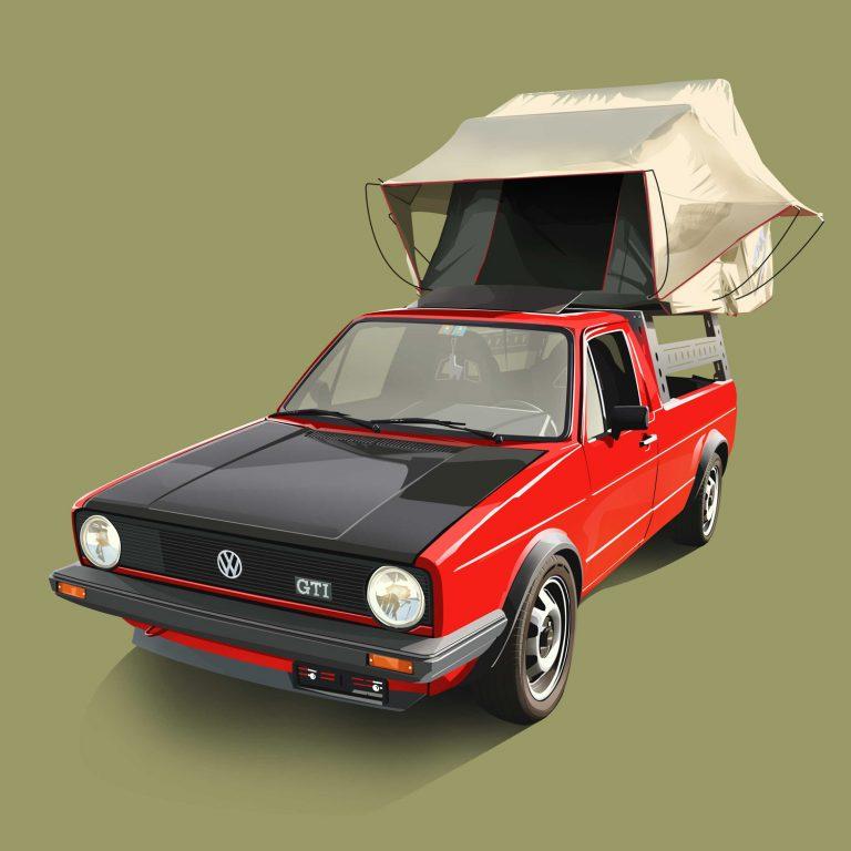 Vanlife-Volkswagen-Golf1-Caddy