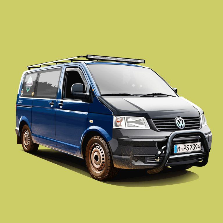 Vanlife-Volkswagen-T5